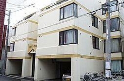 北海道札幌市北区北二十八条西4丁目の賃貸マンションの外観