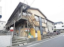 タチバナ荘 東棟[202号室]の外観