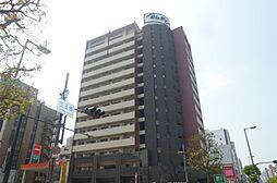 S-RESIDENCE(エスレジデンス)谷町九丁目[2階]の外観