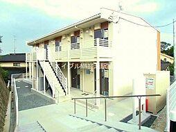 岡山県倉敷市鳥羽丁目なしの賃貸アパートの外観