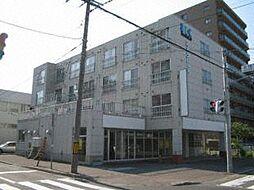 北海道札幌市東区北十六条東1丁目の賃貸マンションの外観
