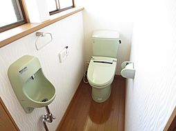 トイレ既存のト...