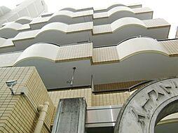 イーストリバーヒル[3階]の外観