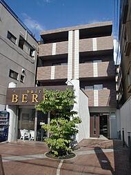 SQUARE HILLS MOMOYAMA[3階]の外観