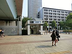 駅 東京都交通局「光が丘」駅・1360