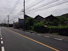国道側3.
