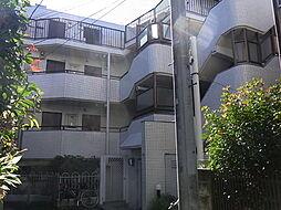 クリスタル東高円寺[3階]の外観