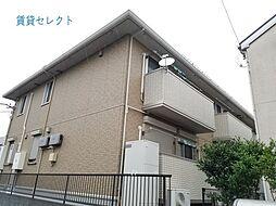 エトワール松戸A[1階]の外観