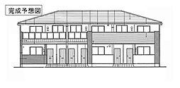 仮)北沖洲アパート[102号室]の外観