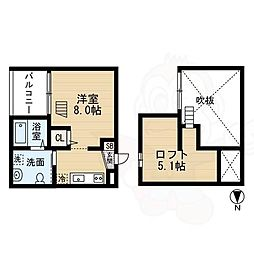 中村公園駅 4.7万円