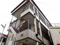 狭山南マンション[2階]の外観