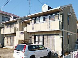 コーポ渋谷V[202号室]の外観