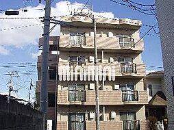 ドミールキャロットII[2階]の外観