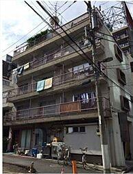 東京都新宿区水道町の賃貸マンションの外観