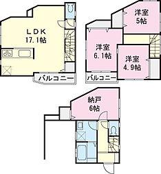 神奈川県横浜市緑区長津田みなみ台7丁目