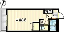 JMテラス4[1階]の間取り