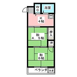 星ヶ丘駅 2.6万円