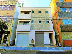 愛知県名古屋市瑞穂区柳ケ枝町2丁目の賃貸アパートの外観