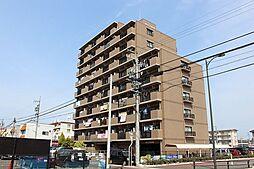 愛知県あま市木田道下の賃貸マンションの外観