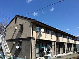 アメニティ・ライブタウンA[103号室]の外観
