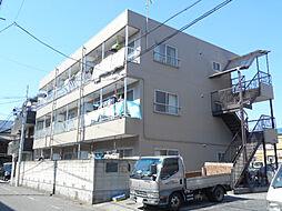 コーポ大野[1階]の外観
