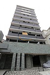 レジュールアッシュ福島キューズ[10階]の外観