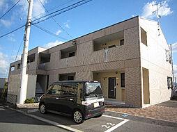 愛媛県松山市今在家4丁目の賃貸マンションの外観