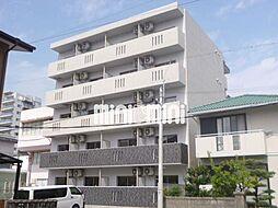 三重県津市島崎町の賃貸マンションの外観