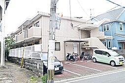 福岡県春日市千歳町3丁目の賃貸マンションの外観