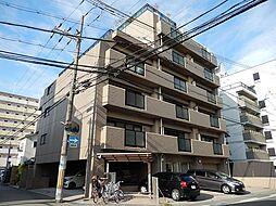 アライブ江坂II[3階]の外観