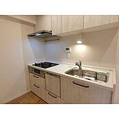 食洗機付のキッチン