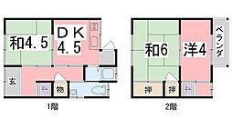 大塩駅 3.0万円