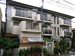 サウスマツバラフラット[2階]の外観