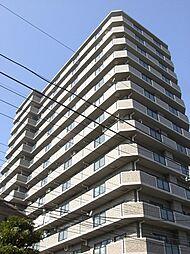 ライオンズマンション綾瀬・谷中公園[13階]の外観
