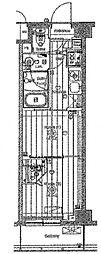 アーバンヴィスタ板橋本町[1階]の間取り