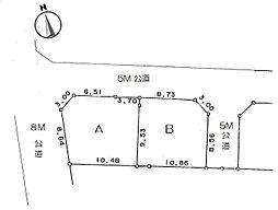 A、B2区画
