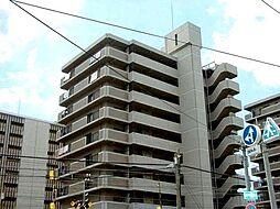 シェモア平野駅前[5階]の外観