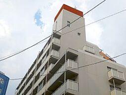 ナカジママンション[8階]の外観