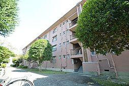 鍋屋上野住宅1号棟[2階]の外観