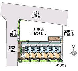 北松戸駅 0.4万円