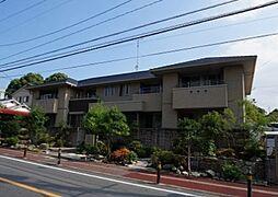 福岡県福岡市中央区平尾浄水町の賃貸アパートの外観