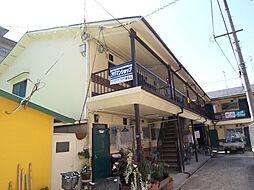 兵庫県伊丹市行基町3丁目の賃貸アパートの外観