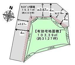 土地区画図です...