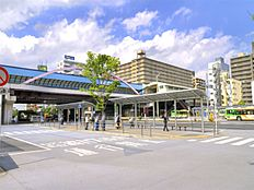 駅 東京メトロ「葛西」駅・480