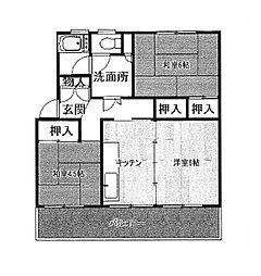 平塚高村団地 48号棟