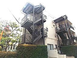 サンハイムE[2階]の外観