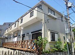 東京都杉並区西荻北3丁目の賃貸アパートの外観
