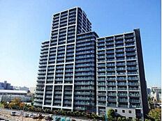 外観/東京湾ベイエリア沿いの総戸数404戸のビッグコミュニティ、24時間有人管理体制
