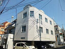 コモンプラザ弐番館[201号室]の外観