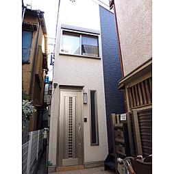 バーンハイツ平井[101号室]の外観